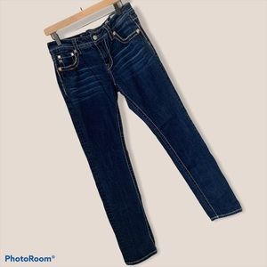 Miss Me Mid-rise Easy Skinny Size 30